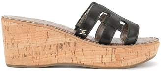 Sam Edelman wedged sandals