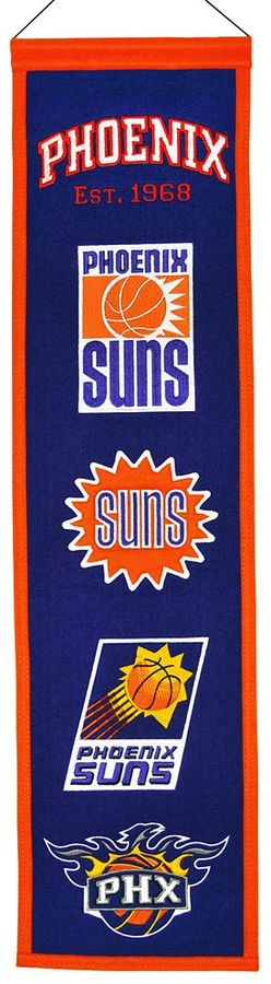 Phoenix Suns Heritage Banner
