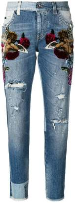 Dolce & Gabbana 'Cupid' jeans