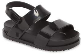 Mini Melissa Glittery Cosmic Sandal