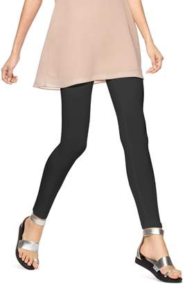 Hue Wide-Waist Ultra Skimmer Leggings
