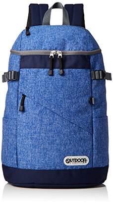 Outdoor Products (アウトドア プロダクツ) - [アウトドアプロダクツ] リュック ヘザーシリーズ A4収納 大容量 6229264 BL ブルー