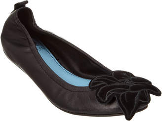 Lanvin Leather Ballerina Flat
