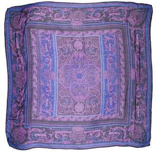 Versace Woven Printed Scarf