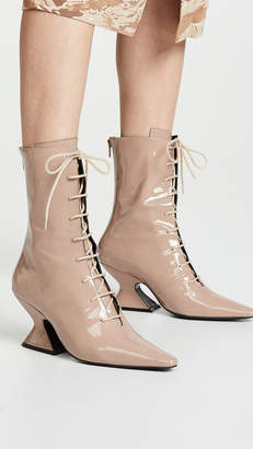 Dorateymur Radio Lace Up Boots
