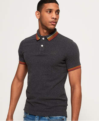 Superdry Classic Cali Tipped Polo Shirt