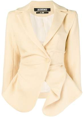 Jacquemus fitted jacket