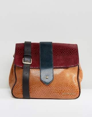 Silvian Heach Multi Block Crossbody Bag