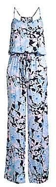 Lilly Pulitzer Women's Dusk Floral Jumpsuit