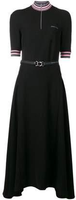 Prada flared summer dress