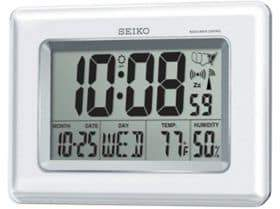 Seiko Advanced Technology R-Wave Bedside Alarm
