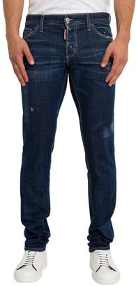 DSQUARED2 Worn-out Slim Jeans