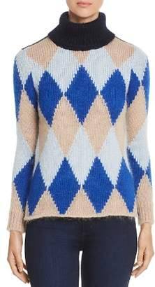 Tory Burch Libby Turtleneck Sweater