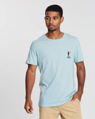 Toucan Embroidered Tee