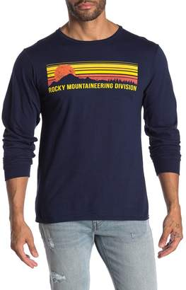 Fifth Sun Rocky Mountaineering Long Sleeve T-Shirt