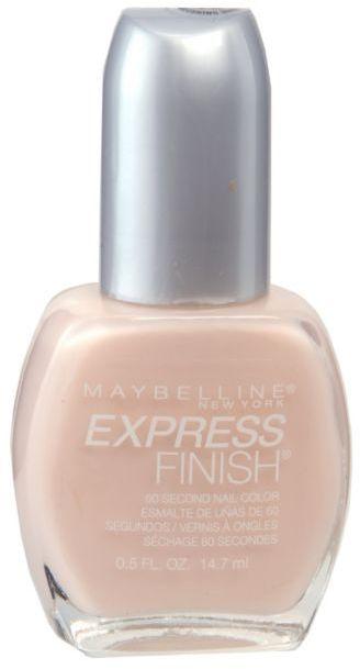 Maybelline-express Finish Nail Polish