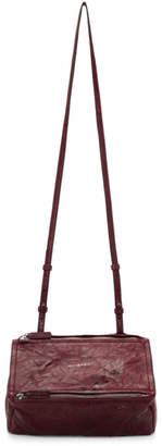 Givenchy Purple Mini Pandora Bag