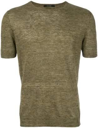 Tagliatore plain T-shirt