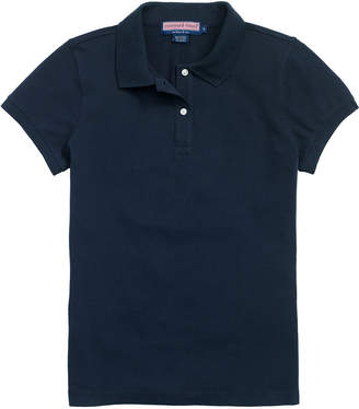Vineyard Vines Womens Customized Slim-Fit Polo