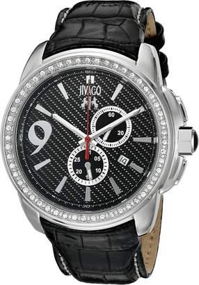 Jivago Men's JV1537 Gliese Leather Watch