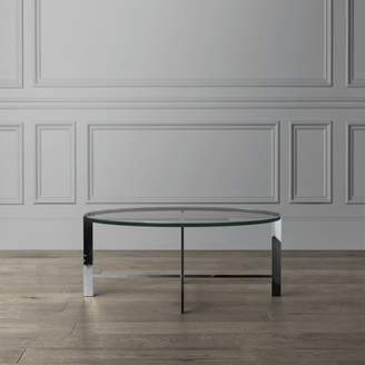 Williams-Sonoma Mercer Glass Coffee Table