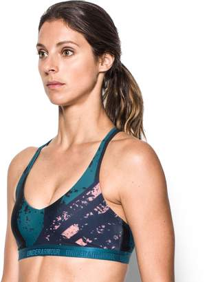 Under Armour Bras: Armour Low-Impact Strappy Back Sports Bra 1304547
