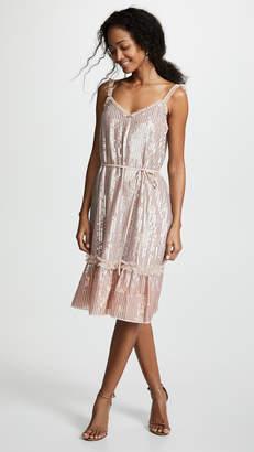 Needle & Thread Gloss Sequin Cami Dress