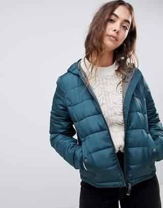 Vero Moda Cropped Hooded Padded Jacket