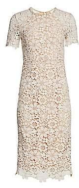 Shoshanna Women's Guipure Lace Midi Dress