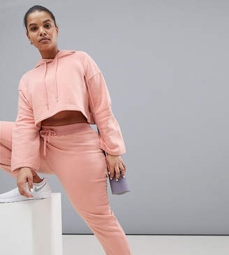 South Beach Plus Joggers In Blush