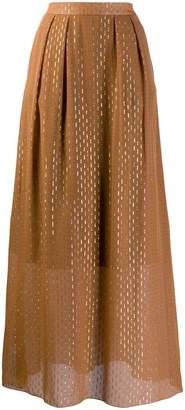 L'Autre Chose high waisted full skirt