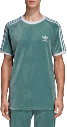 adidas Cozy Velour T-Shirt