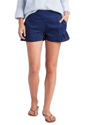 Vineyard Vines Flounce Pull On Shorts