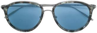 Tomas Maier Eyewear round frame sunglasses