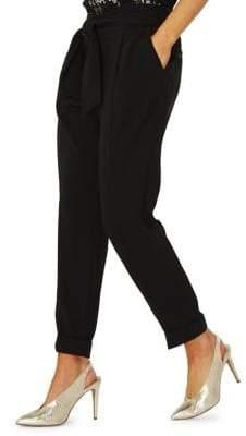 Dorothy Perkins Tie Paperbag Waist Trousers