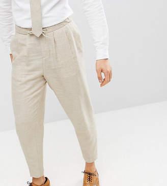 Heart N Dagger wide leg pants in linen
