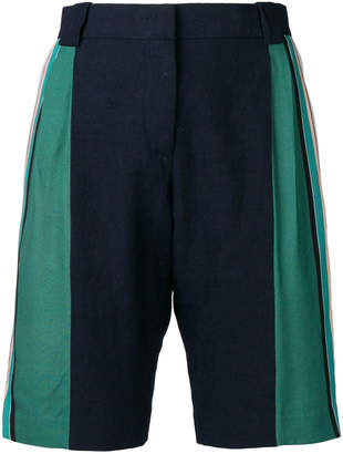 Paul Smith stripe detail shorts