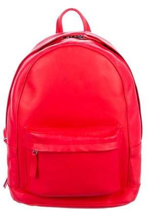 Pb 0110 CA 7 Leather backpack
