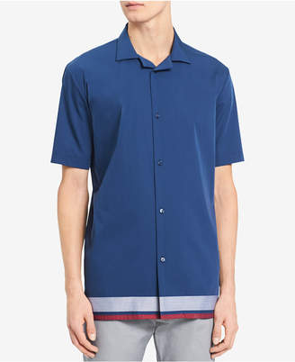 Calvin Klein Men's Colorblocked Shirt