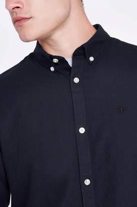 Next Mens River Island Oxford Shirt
