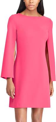 Chaps Women's Slit-Sleeve Sheath Dress