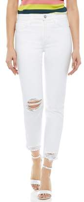 Sam Edelman The Mary Jane Ankle Jeans