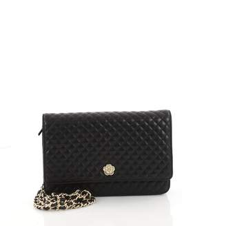 Chanel Wallet on Chain leather handbag