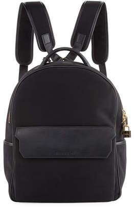 Buscemi PHD Neoprene Backpack, Black
