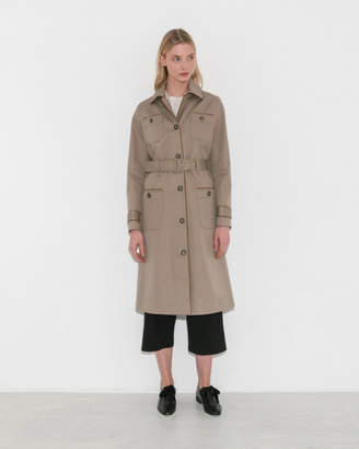 A.P.C. Trench Pauline