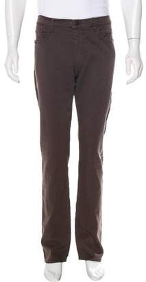J Brand Kane Straight-Leg Pants w/ Tags