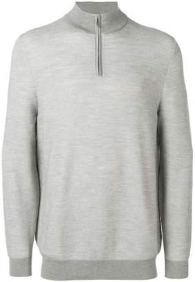 Loro Piana zipped-up jumper