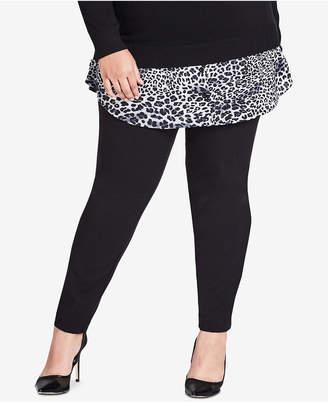 City Chic Trendy Plus Size Skinny Pants