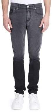 Alexander McQueen Degrade Jeans