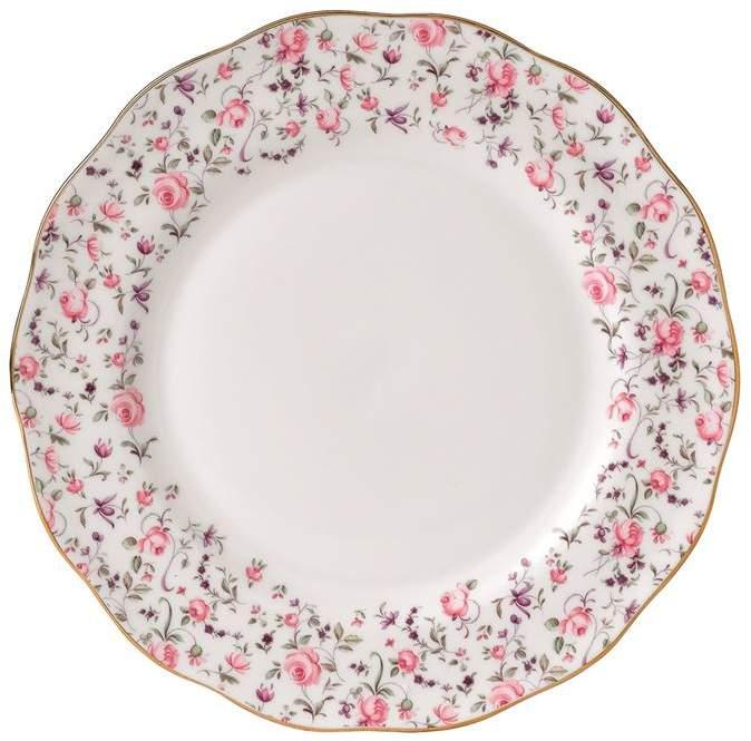 Rose Confetti Vintage Plate (27cm)
